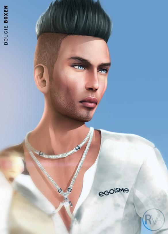 Dougie Boxen for Egoisme 2